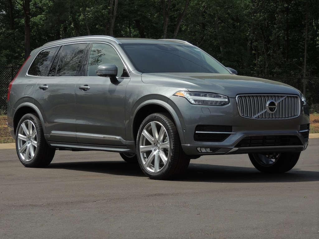 New 2019 Volvo Xc90 For Sale Cary Nc Vin Yv4a22pl0k1477662