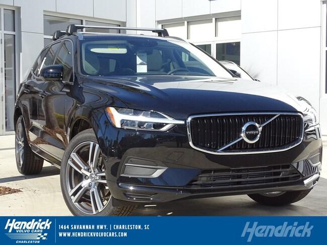 New 2019 Volvo XC60 T5 Momentum SUV for sale in Charleston, SC