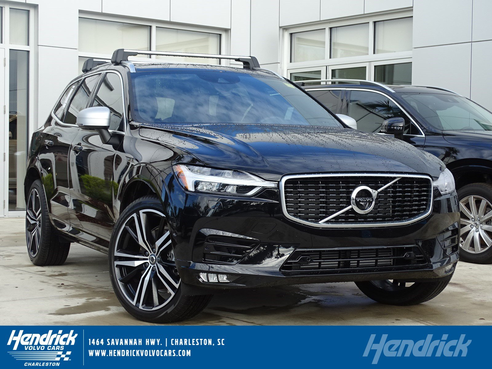 Featured new 2019 Volvo XC60 T6 R-Design SUV for sale in Charleston, SC