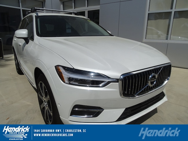 New 2019 Volvo XC60 T5 Inscription SUV for sale in Charleston, SC