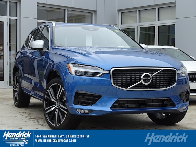 New 2019 Volvo XC60 T5 R-Design SUV for sale in Charleston, SC