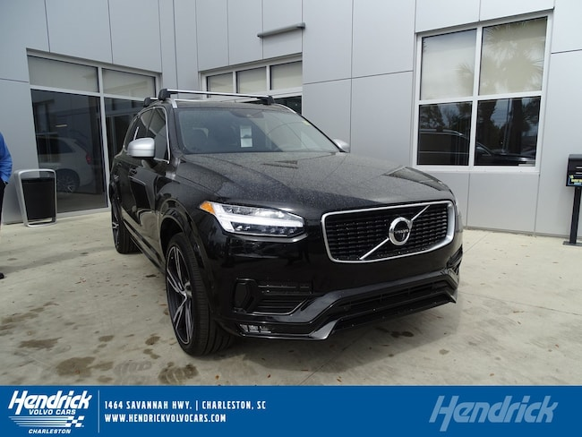 New 2019 Volvo XC90 T6 R-Design SUV for sale in Charleston, SC