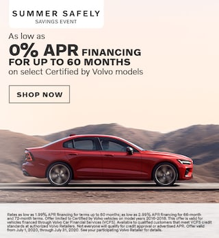 CPO 0% APR Up To 60 Months