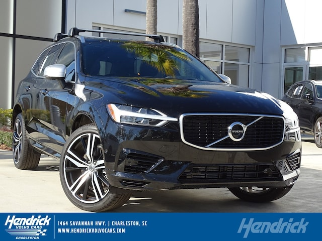 Featured new 2019 Volvo XC60 Hybrid T8 R-Design SUV for sale in Charleston, SC