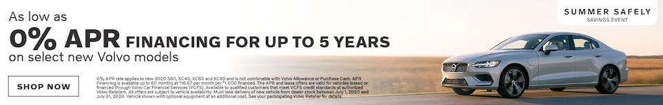 0% APR Up To 5 Years