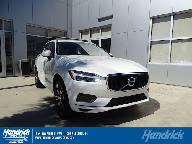 New 2019 Volvo XC60 T6 Momentum SUV for sale in Charleston, SC