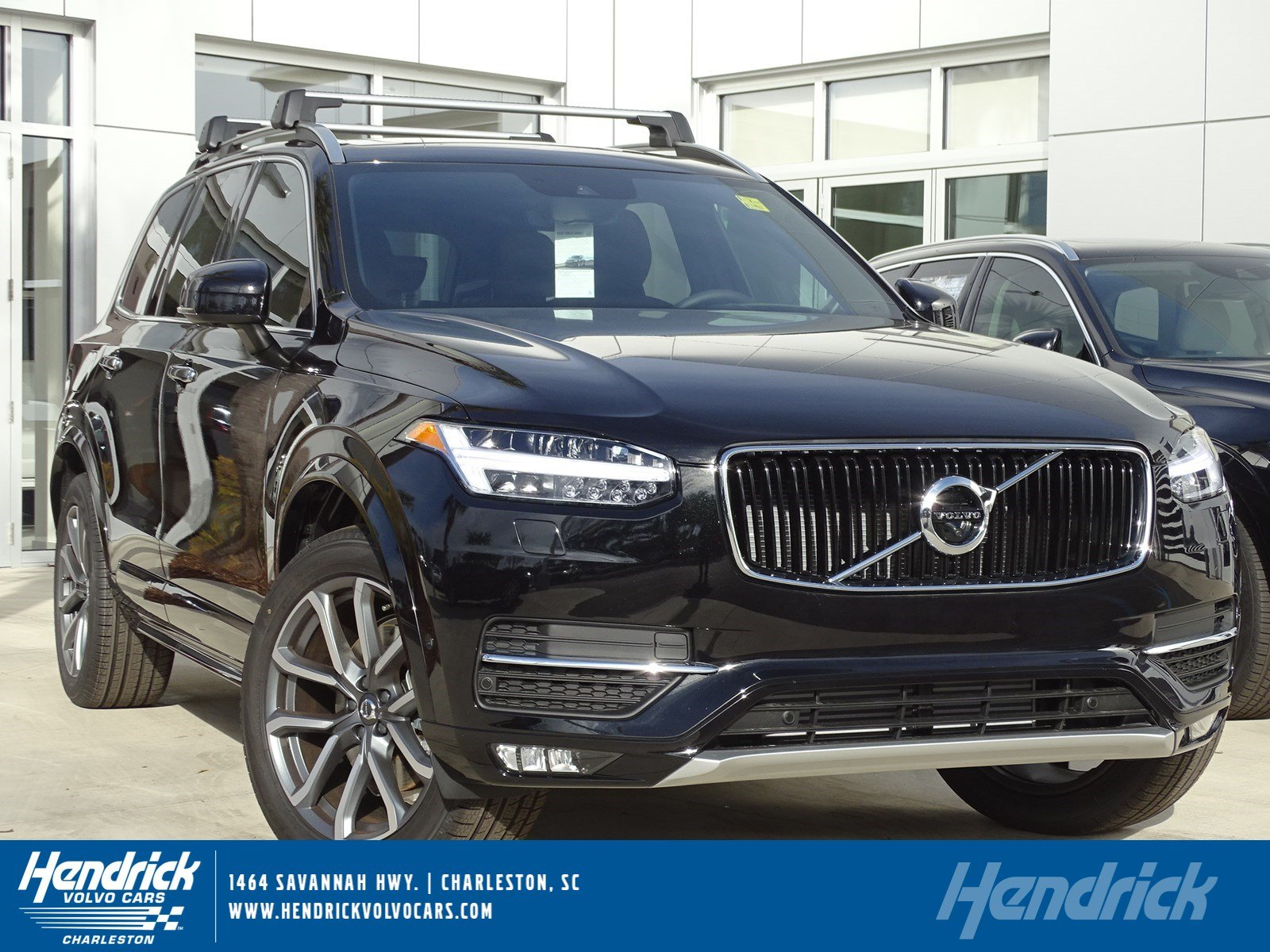 Featured new 2019 Volvo XC90 T6 Momentum SUV for sale in Charleston, SC