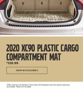 2020 XC90 Cargo Compartment Mat