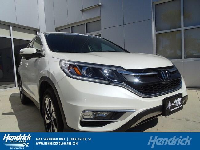 Honda Dealership Charleston Sc >> Used 2015 Honda Cr V For Sale At Hendrick Volvo Cars Of Charleston