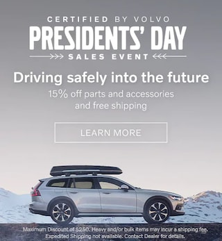 President's Day Sales Event Parts Special