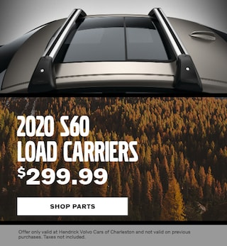 2020 S60 Load Carriers