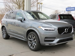 New 2019 Volvo XC90 T6 Momentum SUV YV4A22PK7K1487466 for Sale in Charlotte, NC at Volvo Cars Charlotte