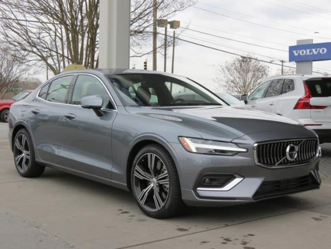 New 2019 Volvo S60 T6 Inscription Sedan in Charlotte, NC