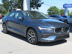 New 2019 Volvo S60 T6 Momentum Sedan 7JRA22TK7KG012911 for Sale in Charlotte, NC at Volvo Cars Charlotte