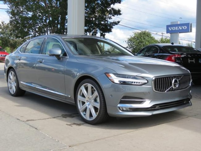 New 2019 Volvo S90 T6 Inscription Sedan in Charlotte, NC