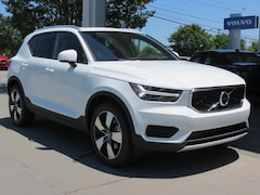 New 2019 Volvo XC40 T5 Momentum SUV YV4162UK3K2130594 for Sale in Charlotte, NC at Volvo Cars Charlotte