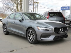 New 2019 Volvo S60 T6 Momentum Sedan 7JRA22TK2KG003842 for Sale in Charlotte, NC at Volvo Cars Charlotte