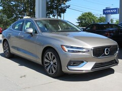 New 2019 Volvo S60 T6 Inscription Sedan 7JRA22TL0KG012838 for Sale in Charlotte, NC at Volvo Cars Charlotte