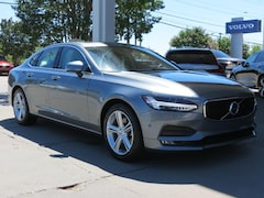 Certified used 2017 Volvo S90 T5 FWD Momentum Sedan YV1102AK4H1007713 for sale in Charlotte, NC