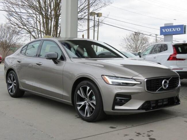 New 2019 Volvo S60 T5 R-Design Sedan in Charlotte, NC