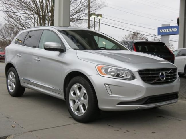 Certified used 2016 Volvo XC60 T5 Drive-E Premier SUV in Charlotte, NC