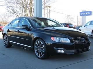 Certified used 2016 Volvo S80 T5 Drive-E Platinum Sedan for sale in Charlotte, NC