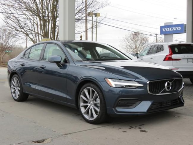 New 2019 Volvo S60 T5 Momentum Sedan in Charlotte, NC