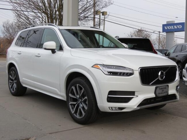 New 2019 Volvo XC90 T5 Momentum SUV in Charlotte, NC