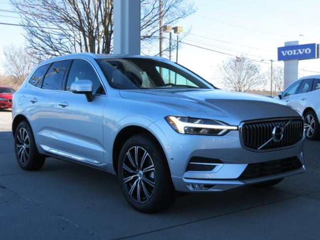 New 2019 Volvo XC60 T5 Inscription SUV in Charlotte, NC