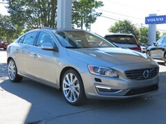 Used 2016 Volvo S60 T5 Platinum Inscription Sedan LYV402FM6GB107266 for Sale in Charlotte, NC at Volvo Cars Charlotte