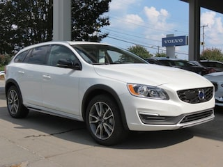 New 2018 Volvo V60 Cross Country T5 AWD Wagon YV440MWK3J2043851 for sale in Charlotte