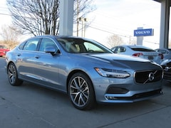 New 2018 Volvo S90 T5 FWD Momentum Sedan LVY982AK1JP032016 for Sale in Charlotte, NC at Volvo Cars Charlotte
