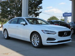 New 2018 Volvo S90 T6 AWD Momentum Sedan LVY992MK3JP020684 for Sale in Charlotte, NC at Volvo Cars Charlotte