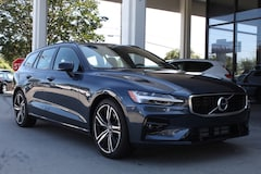 New 2020 Volvo V60 T5 R-Design Wagon YV1102EM7L2381845 for Sale at Volvo Cars Charlotte