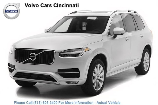 New 2019 Volvo XC90 T6 Momentum SUV in West Chester OH