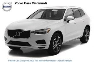 New 2019 Volvo XC60 T5 Momentum SUV UN-KB215754 LYV102RK3KB215754 in Cincinnati, OH