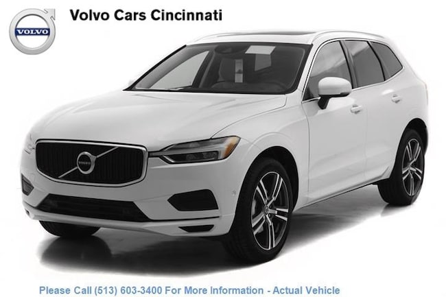 New 2019 Volvo XC60 T5 Momentum SUV in West Chester OH