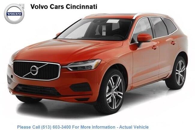 New 2019 Volvo XC60 T6 Momentum SUV in Cincinnati