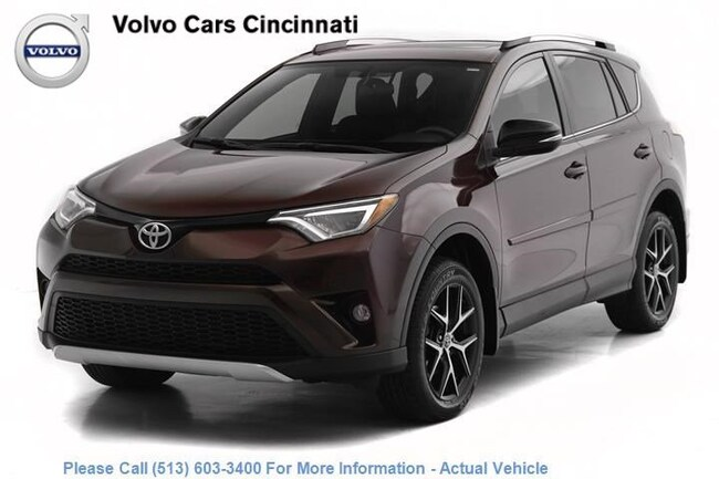 Used 2016 Toyota RAV4 SE AWD  SE in Cincinnati
