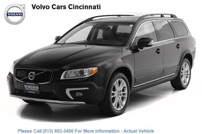 Certified Used 2016 Volvo XC70 T5 Platinum Wagon near Hamilton OH