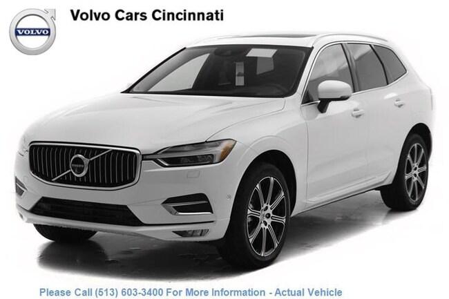 New 2019 Volvo XC60 T5 Inscription SUV in Cincinnati