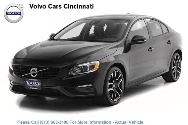 Certified Used 2017 Volvo S60 Dynamic T5 AWD Dynamic in Cincinnati