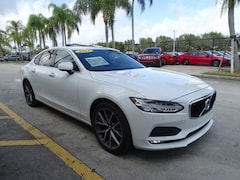 Certified Pre-Owned 2017 Volvo S90 T6 AWD Momentum with Momentum Plus Package for sale in Coconut Creek, FL