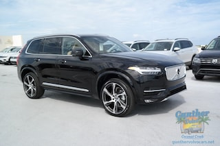 New 2018 Volvo XC90 T6 AWD Inscription (7 Passenger) SUV YV4A22PL2J1368277 for sale in Coconut Creek near Fort Lauderdale, FL