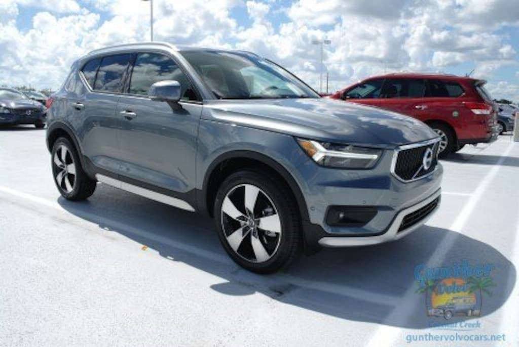 New 2019 Volvo Xc40 For Sale In Coconut Creek Vin Yv4ac2hk9k2073109
