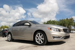 Used 2016 Volvo S60 T5 Drive-E Premier Sedan YV126MFK2G2400416 for sale in Coconut Creek, FL