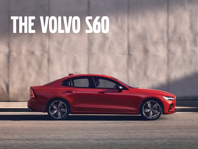 Red 2020 Volvo s60 T5 Momentum for lease in South Florida