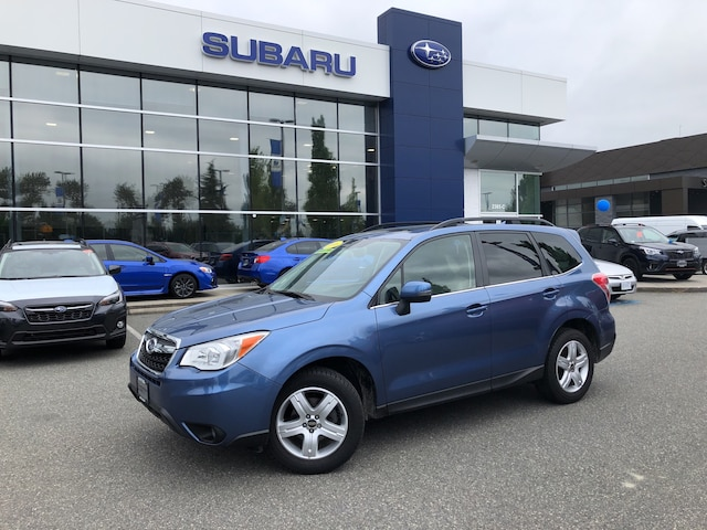 2016 Subaru Forester 2.5i Limited Package - 55,000 Kms/No Accidents SUV