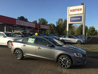 New Volvo 2018 Volvo S60 T5 AWD Dynamic Sedan in Corvallis, OR