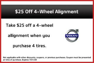 $25 Off 4-Wheel Alignment